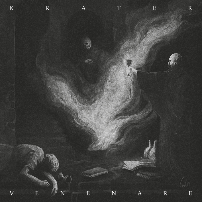 4th album VENENARE available as LP, CD, MC or Digital